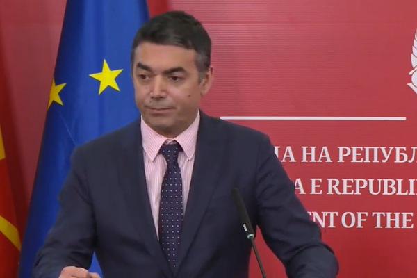 Dimitrov  Vazhdojmë drejt BE së  u hap rruga