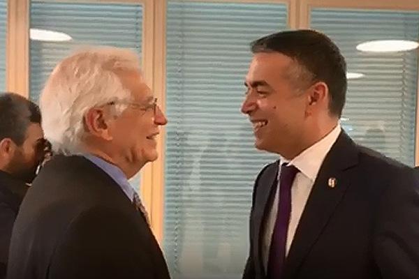 Borel  Negocitatat për anëtarësim me Maqedoninë e Veriut janë vendim i duhur i BE së