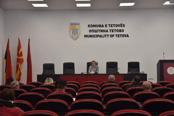 Në Tetovë dhe rrethinë 6 të infektuar me korona virus  Klinika e qytetit ka 400 shtretër në gadishmëri